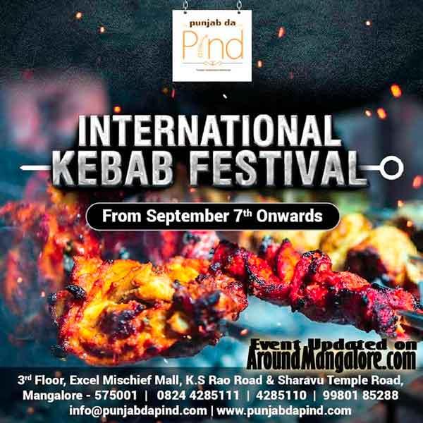 International Kebab Festival - Sep 2018 - Punjab Da Pind, Mangalore