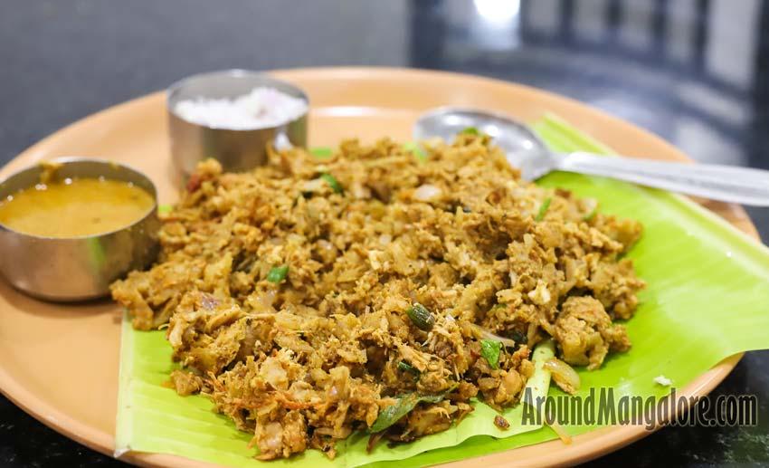 Kothu Chicken Hotel Sushmitha Kuntikana Mangalore - Hotel Sushmitha - Kuntikana