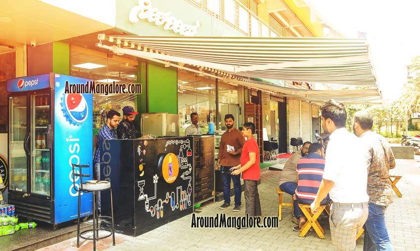 Liquid - Cafe - Attavar, Mangalore