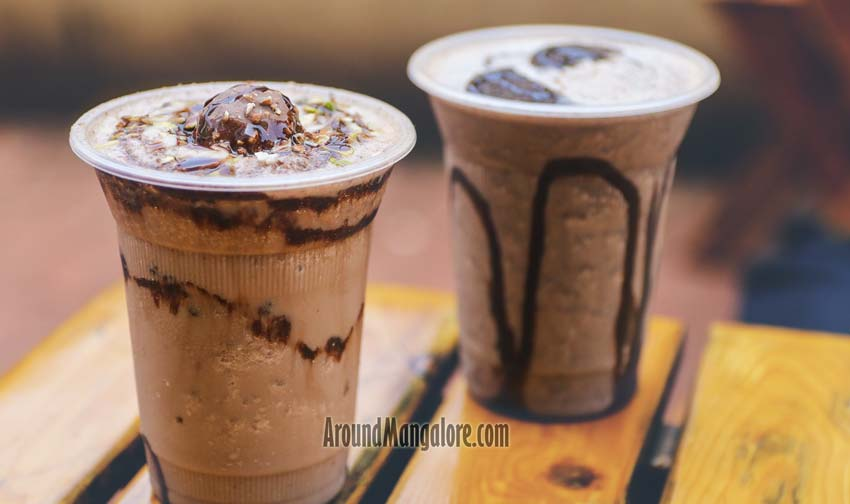Roche Me Up & Choco Oreo - Liquid - Cafe - Attavar, Mangalore