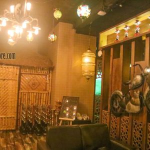Smoky - The Sheesha Lounge - Empire Mall, MG road, Mangalore