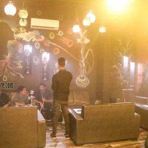Smoky - The Sheesha Lounge - Empire Mall, MG road, Mangalore