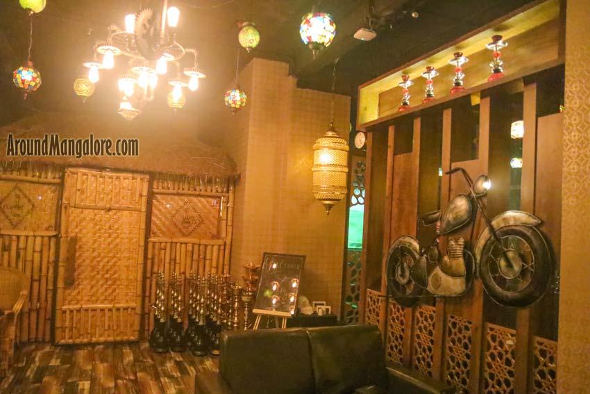 sheesha lounge