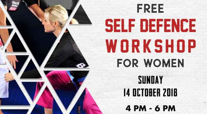 Free Self Defence Workshop for Women - 14 Oct 2018 - Alpha Warrior, Bejai, Mangalore