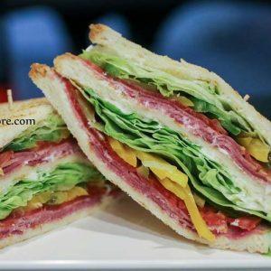 Club Sandwich - Meister Wurst - German Gourmet Sausages & Coldcuts - Kadri, Mangalore