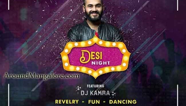 Desi Night - 11 Nov 2018 - ONYX Air Lounge & Kitchen, Mangalore