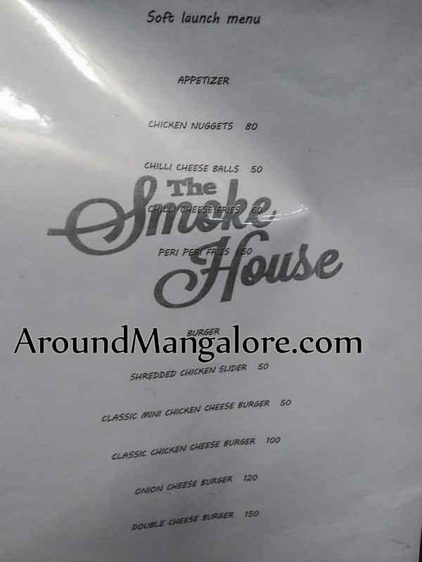 The Smoke House - Pumpwell, Mangalore