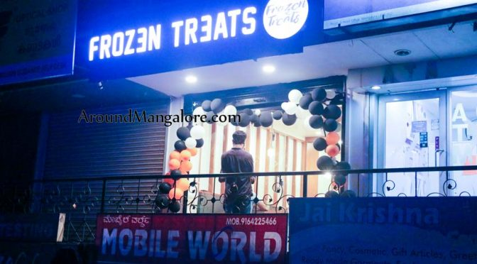 Frozen Treats - Cafe - Deralakatte, Mangalore