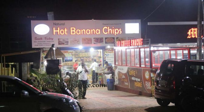 Hot Banana Chips - Sweets Factory - Mangalore