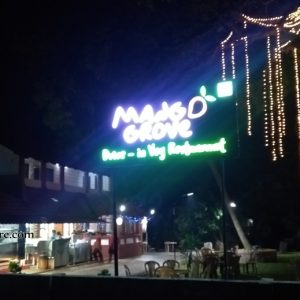 Mango Grove - Drive-in-Veg Restaurant - Balmatta, Mangalore