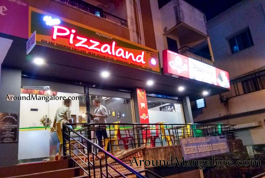 New Pizzaland - Kodoalbail, Mangalore