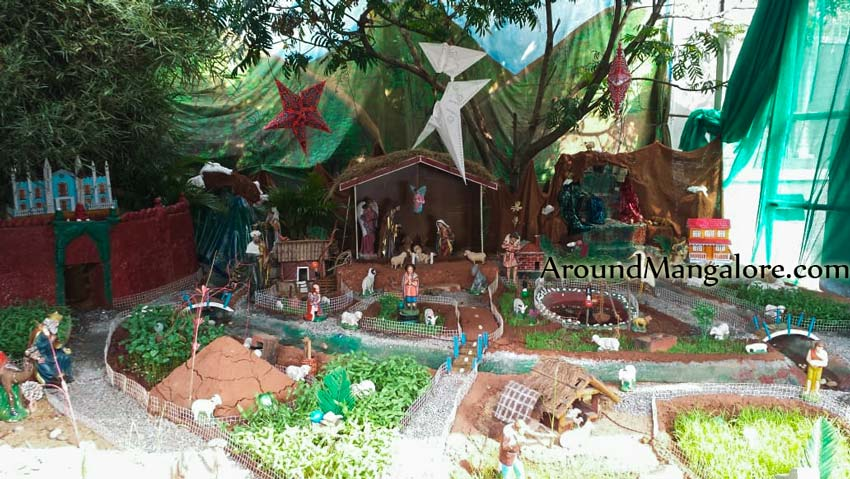 Milagres Church, Mangalore – Christmas Crib 2018