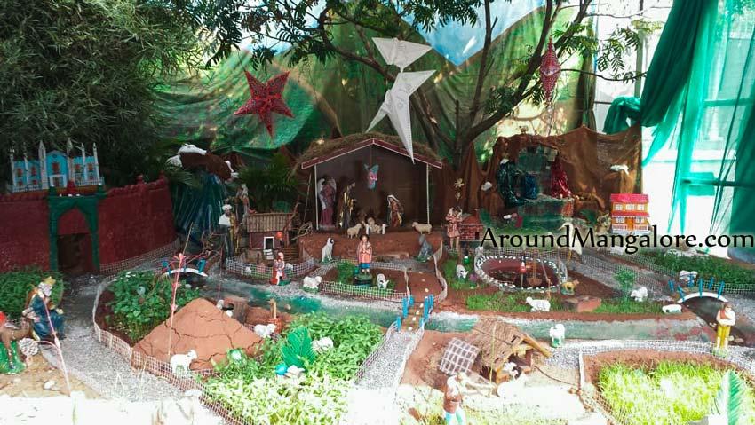 Milagres Church, Mangalore – Christmas Crib 2018
