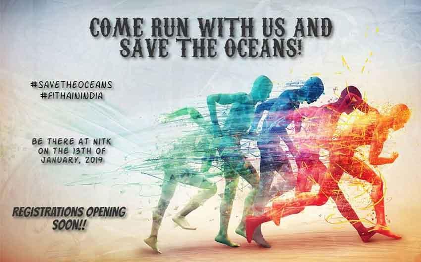 NITK Karavali Marathon - 13 Jan 2019 - Mangalore