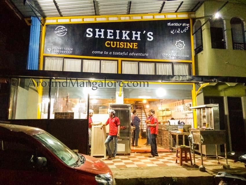 Sheikhs Cuisine - Bunder, Mangalore