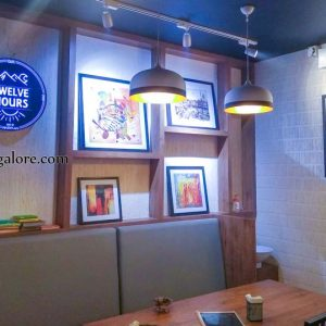 Twelve Hours Cafe - Derlakatte, Mangalore