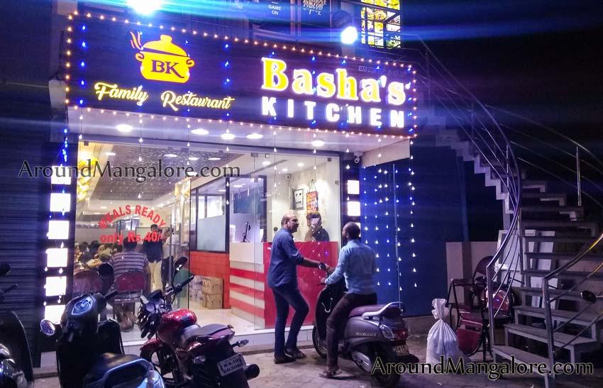 Basha's Kitchen - Pandeshwar, Mangalore