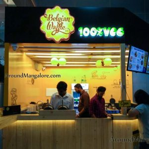 Belgian Waffle - City Centre Mall, Hampankatta, Mangalore