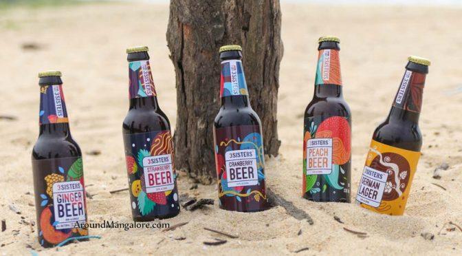 3 Sisters - Non Alcoholic Beer - J K Enterprises - Mangalore/Manipal