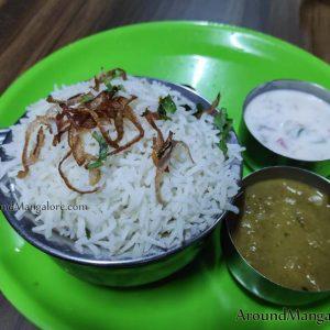 Chicken Biryani - Halli Mane Meenu Oota - Bejai Kapikad Road, Mangalore