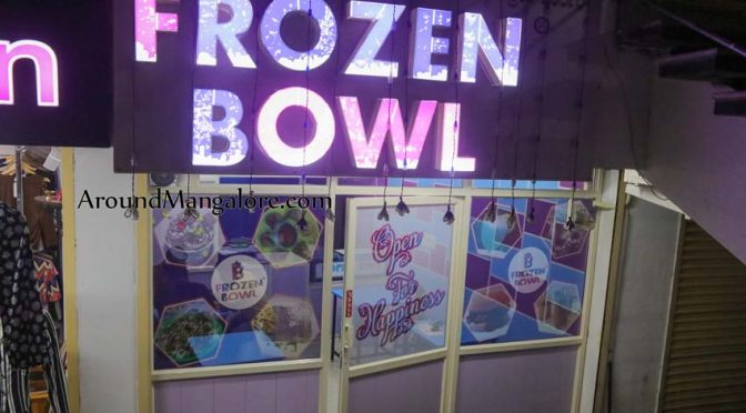 Frozen Bowl – Kavoor