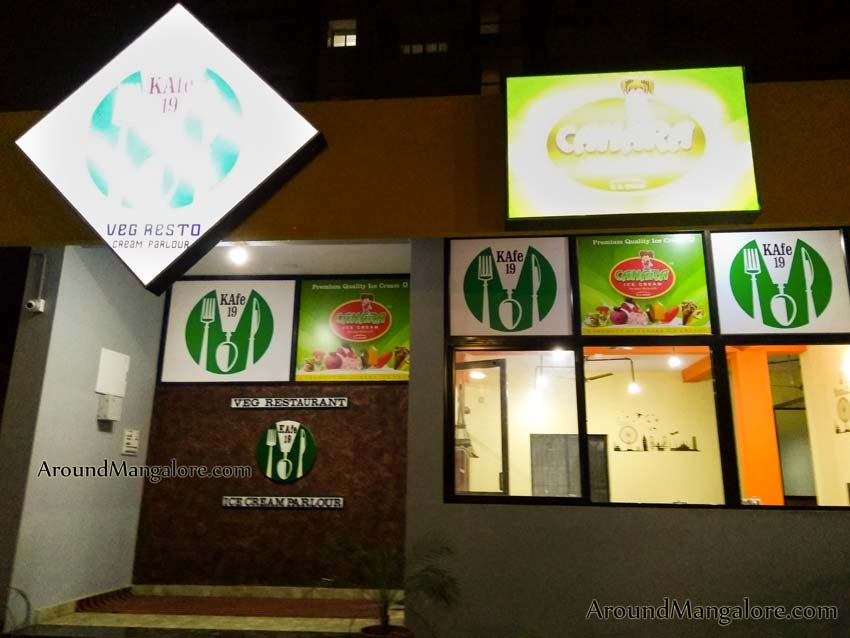 Kafe 19 - Kapikad, Bejai, Mangalore