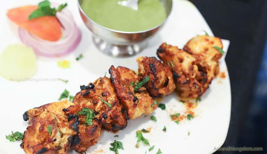 Chicken Tikka - Johnny Nawab - The Authentic Nawabi Restaurant - Kankanady, Mangalore