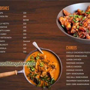 Food Menu - The Steak Palace, Mangalore