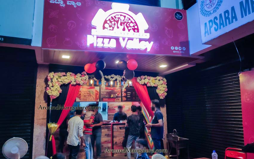 Pizza Valley - Wood Fired Pizza - Falnir, Mangalore