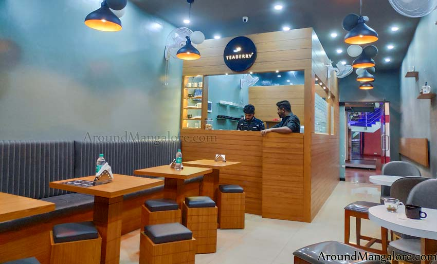 TeaBerry Empire Mall MG Road Mangalore - TeaBerry - Empire Mall, MG Road