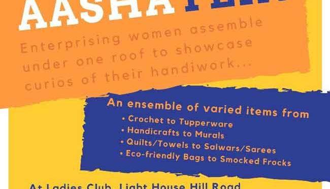 AashaYein 27 & 28 Apr 2019 - Ladies Club, Light House Hill Road, Mangalore
