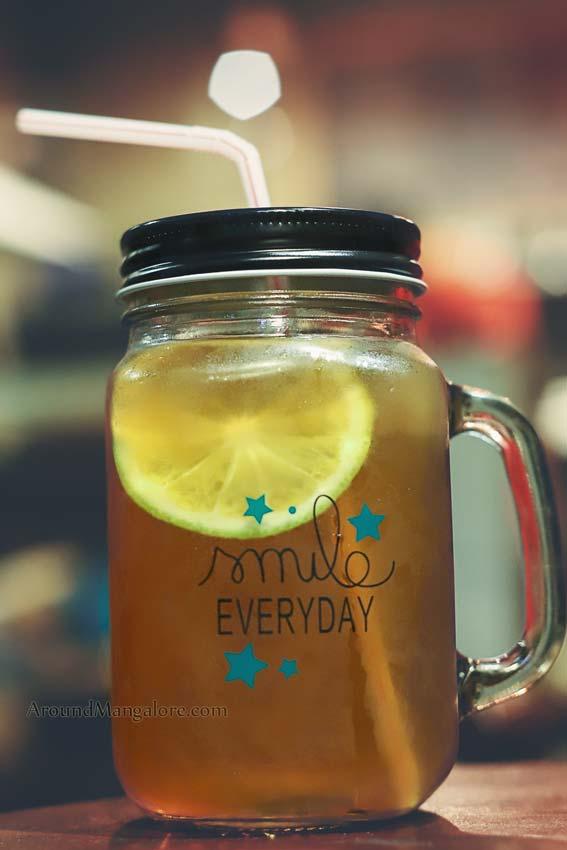 Ice Tea - The Happy House - Cafe - Attavar, Mangalore