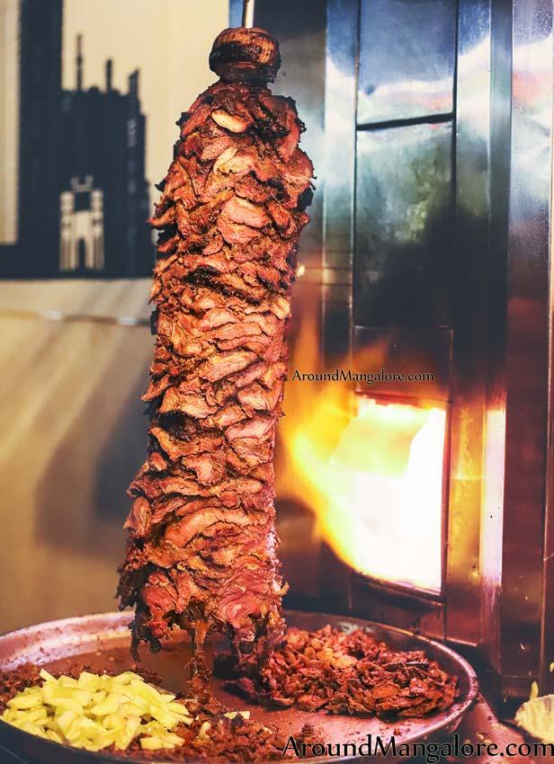 Shawarma - Bhendi Bazaar Grill - Falnir, Mangalore