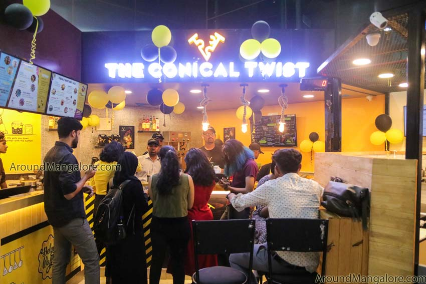 The Conical Twist Mangalore - City Centre Mall, Mangalore