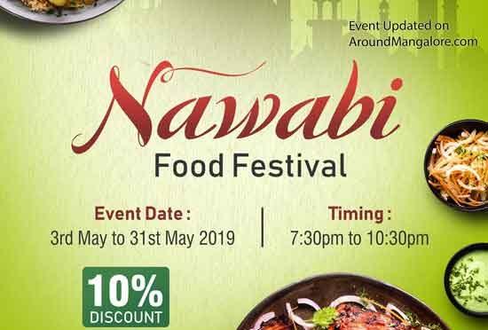 Nawabi Food Festival - May 2019 - The Verda Saffron, Hampankatta, Mangalore