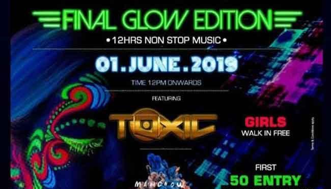 VIRTUAL Mantra - Final Glow Edition - 01JUN2019 - Empire Mall, Mangalore