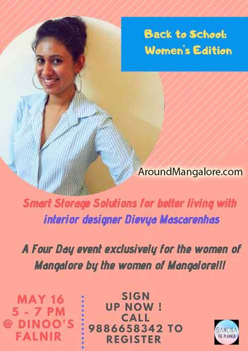 Women of Mangalore - 13 to 16th May 2019 - Dinoo's, Falnir, Mangalore
