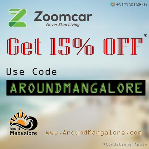 Zoom Car – Use the Discount Code/Coupon to get 15% off - Mangalore