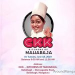 CKK - Kitchens of Maharaja - Ballalbagh, Mangalore