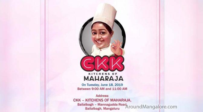 CKK - Kitchens of Maharaja - Ballalbagh, Mangalore
