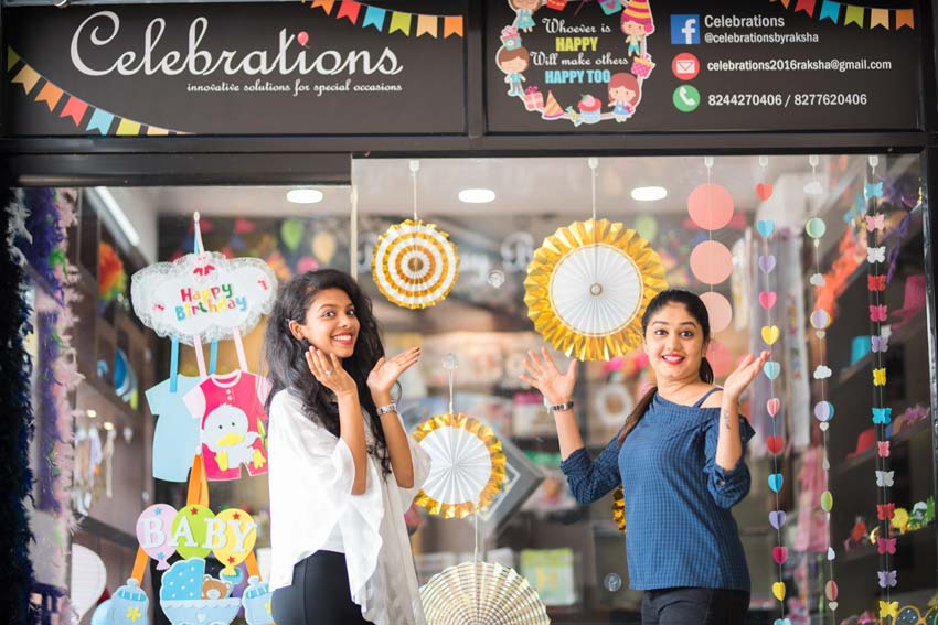 Celebrations – Event Organiser – By Raksha Bhat – Karangalpady