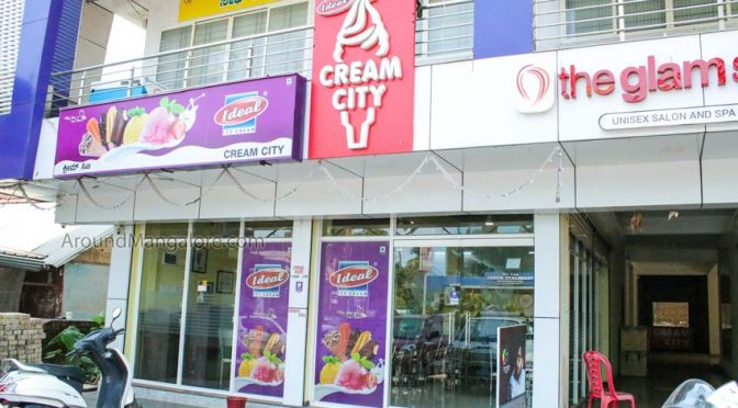 Cream City Ice Cream Parlour – Darbe, Puttur