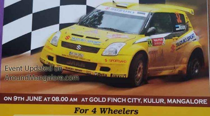 Moto Cross 2019 - 9th Jun 2019 - Goldfinch City, Kulur, Mangalore
