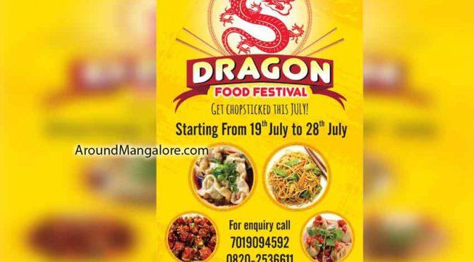 Dragon Food Festival - 19 to 28th Jul 2019 - Saffron Vegetarian Cuisine, Udupi