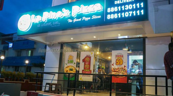 La Pino'z Pizza – Balmatta Road, Bendoor