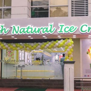 Mango Berrys - Fresh Natural Ice Cream - Kodialbail, Mangalore