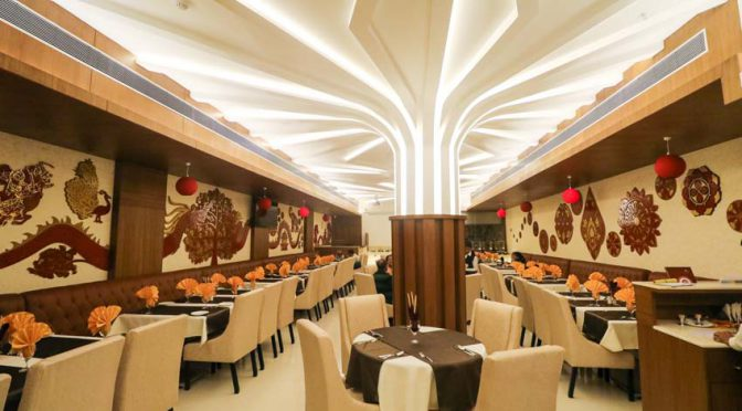 Asian House – Fine Dining Pan Asian Restaurant – Bejai Kapikad