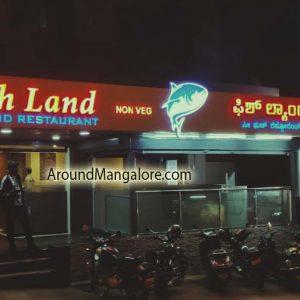Fish Land Seafood Restaurant - Kadri, Mangalore
