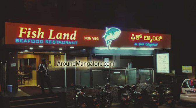 Fish Land Seafood Restaurant – Kadri