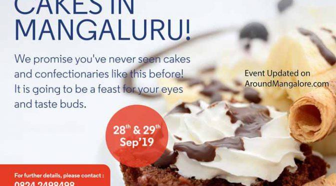 Forum Cake Fest - 28 & 29th Sep 2019 - The Forum Fiza Mall, Mangalore